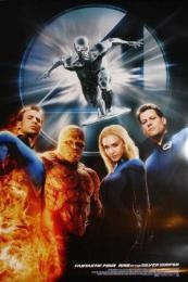 Fantastic 4: Rise of the Silver Surfer (4: Rise of the Silver Surfer) (2007)