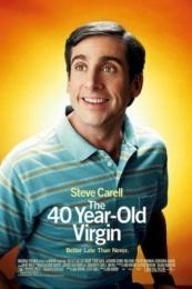 The 40-Year-Old Virgin (The 40 Year Old Virgin) (2005)
