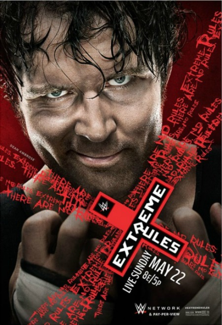 WWE Extreme Rules 2016 22nd May (2016)